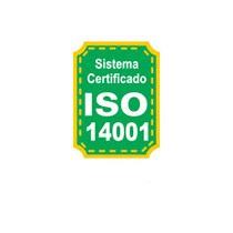 Certificado iso-14001